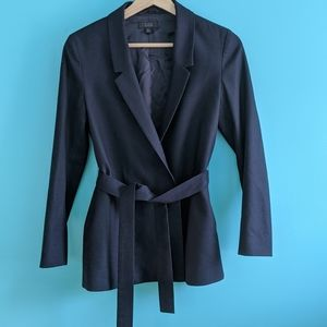 COS size 2 belted blazer in EUC